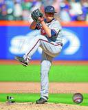 Atlanta Braves - Kris Medlen Photo Photo