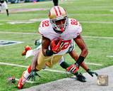 San Francisco 49ers - Mario Manningham Photo Photo