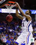 Kansas Jayhawks - Markieff Morris Photo Photo