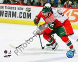 Minnesota Wild - Marc-Andre Bergeron Photo Photo