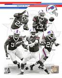 Buffalo Bills - Mario Williams, Fred Jackson, C.J. Spiller, Steve Johnson, E.J. Manuel Photo Photo