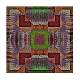 Native American Traditional Pattern Prints by  kgtoh