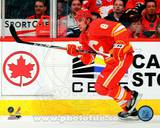Calgary Flames - Krystofer Kolanos Photo Photo
