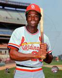 St Louis Cardinals - Lou Brock Photo Photo