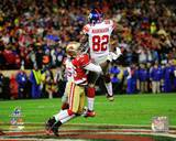 New York Giants - Mario Manningham Photo Photo