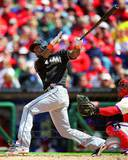 Miami Marlins - Jose Reyes Photo Photo