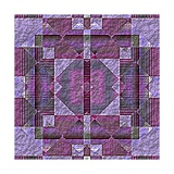 Native American Traditional Pattern Print by  kgtoh