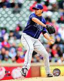 Tampa Bay Rays - Matt Moore Photo Photo