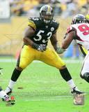 Pittsburgh Steelers - Maurkice Pouncey Photo Photo