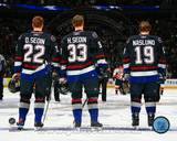 Vancouver Canucks - Markus Naslund, Daniel Sedin, Henrik Sedin Photo Photo