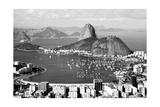 Sugarloaf Mountain In Rio De Janeiro Posters por  CelsoDiniz