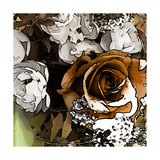 Art Floral Vintage Colorful Background. To See Similar, Please Visit My Portfolio Posters by Irina QQQ