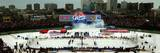 Hockey Panoramic Photo Photo
