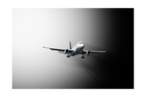 Passenger Plane - Abstract Composition Prints by  pzAxe