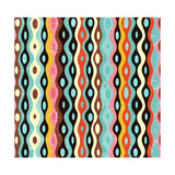 Abstract Multicolor Pattern Prints by  evdakovka
