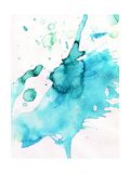 Abstract Watercolor Hand Painted Background Posters by  katritch