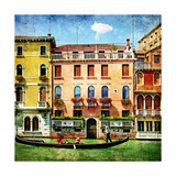 Colors Of Venice - Artistic Picture Posters par  Maugli-l