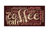 Poster For Decorate Cafe Or Coffee Shop Prints by  alanuster