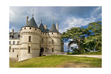 Medieval Chaumont Castle - Loire Valley, France Posters by  Maugli-l