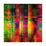 Art Abstract Colorful Background Reprodukcje autor Irina QQQ