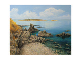 Summer At Sozopol'S Seacoast Posters by  kirilstanchev