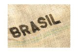Brazil, Old Grunge Background Posters by  zurijeta