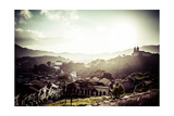 View Of The Unesco World Heritage City Of Ouro Preto In Minas Gerais Brazil Art by Mariusz Prusaczyk