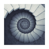 Design Spiral Staircase Made Of Concrete Art by  FreshPaint