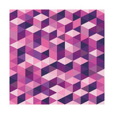 Geometric Pattern Prints by  serkorkin