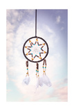Dream Catcher In The Sky Poster by  Chris_Elwell