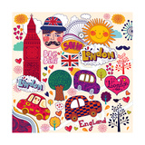London Symbols Art by Molesko Studio