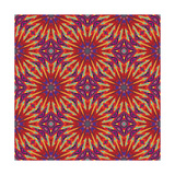 Modern Indian Pattern Premium Giclee Print by  Sangoiri