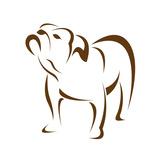 A Bulldog Premium Giclee Print by  yod67