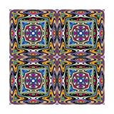 Textile Design From Latin America Print by  Sangoiri
