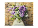 Still Life With Lilacs Prints by  kirilstanchev