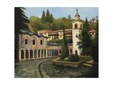 Church In Blagoevgrad Prints by  kirilstanchev