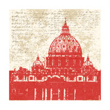 Saint Peters Background Prints by  Petrafler