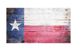 Flag Of The State Of Texas Prints by  grafvision