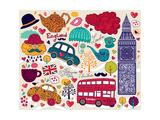 London Symbols Sztuka autor Molesko Studio
