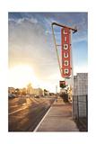Old Liquor Store Sign Plakater af Andrew Bayda
