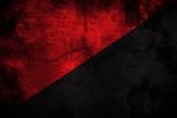 Anarcho Communist Movemnet Flag Print by igor stevanovic