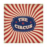 radubalint - Vintage Circus Background - Poster