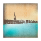 Venetian Vintage Background Art by  Petrafler