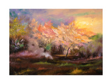 Storm, Autumn, Cloudy Day Prints by  balaikin2009