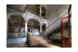 Beelitz Heilstatten Poster by  kre_geg
