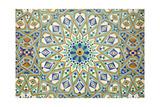 Oriental Mosaic In Casablanca Prints by  p.lange