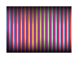 Multicolored Lines 32 Prints by  Lappenno