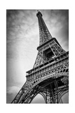 The Eiffel Tower In Paris Prints by Giancarlo Liguori