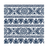 Abstract Tribal Pattern Prints by  transiastock