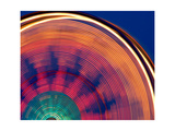 Colorful Carnival Ferris Wheel Prints by  npologuy